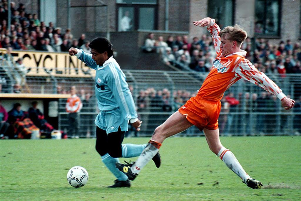 In actie tegen FC Volendam