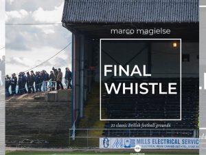 Eerste exemplaren Final Whistle uitgereikt