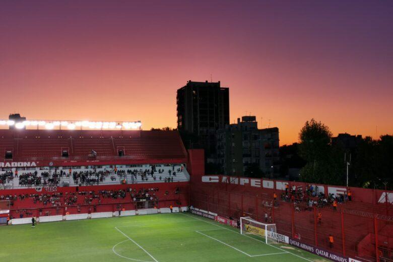 Argentinos Juniors - Sport Huancayo