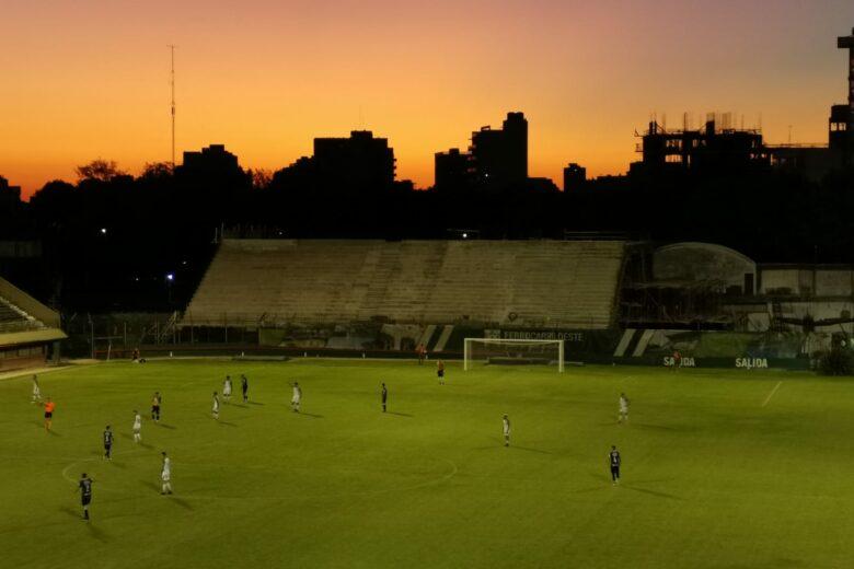 Ferro Carril Oeste - Independiente Rivadavia