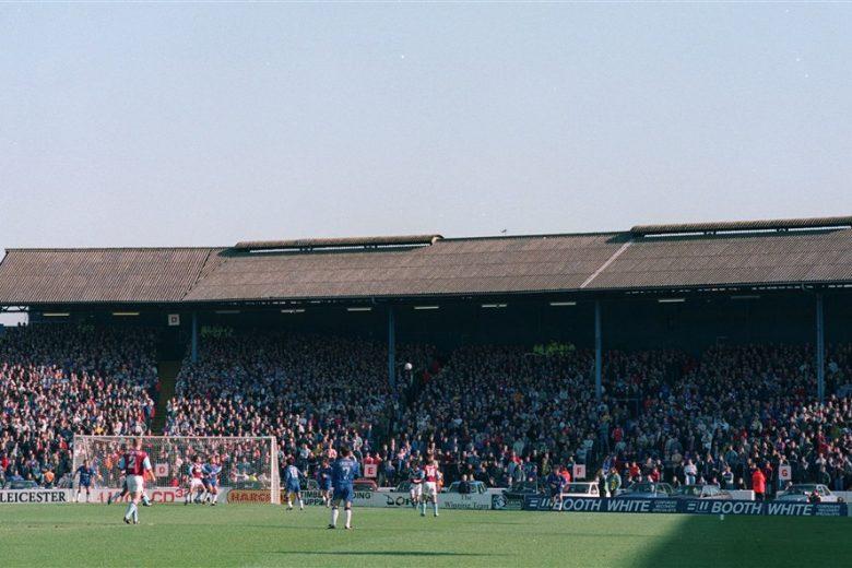 Shed End, Stamford Bridge, 1994