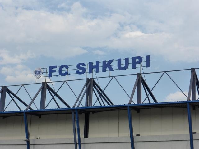 FK Shkupi - FK Metalurg Skopje