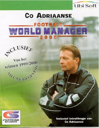 Co Adriaanse Football World Manager