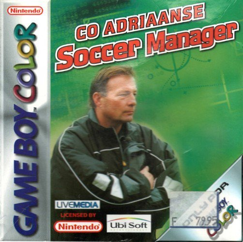 Co Adriaanse Soccer Manager