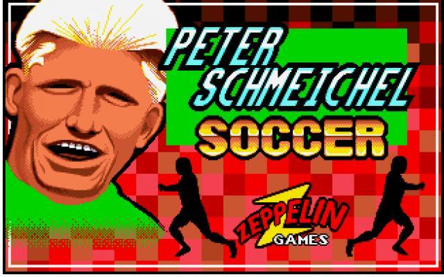 Peter Schmeichel Soccer - Voetballers en games: de jaren '90