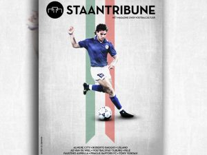 Staantribune #32
