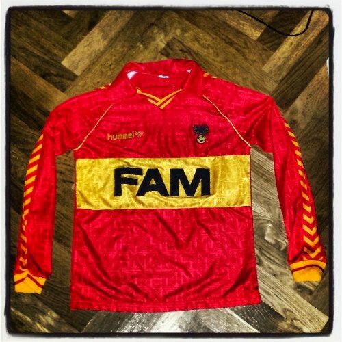 FAM-shirt Go Ahead Eagles
