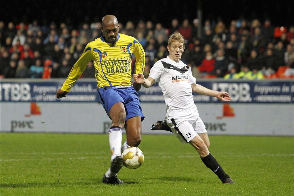 Oud-profvoetballer Mark de Vries