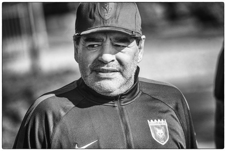 Maradona in Mierlo
