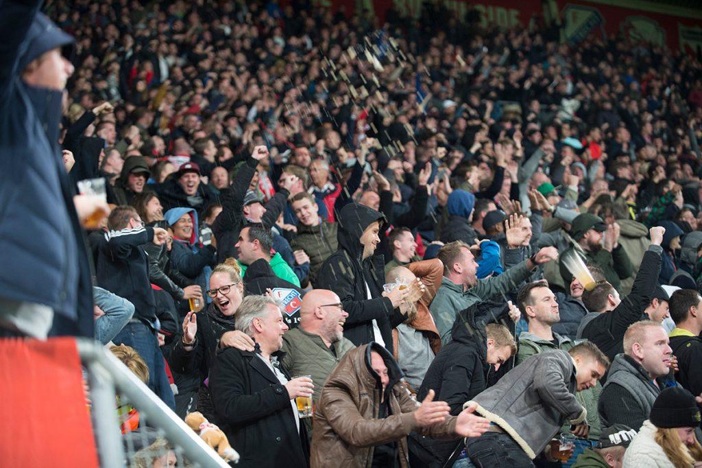 Fans FC Utrecht
