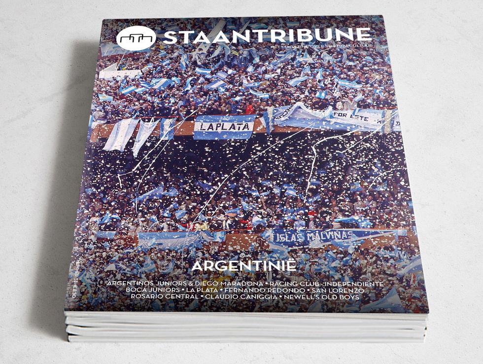 Staantribune #33 - Argentinië