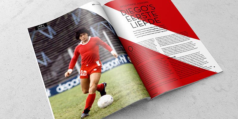 Diego Maradona Argentinos Juniors