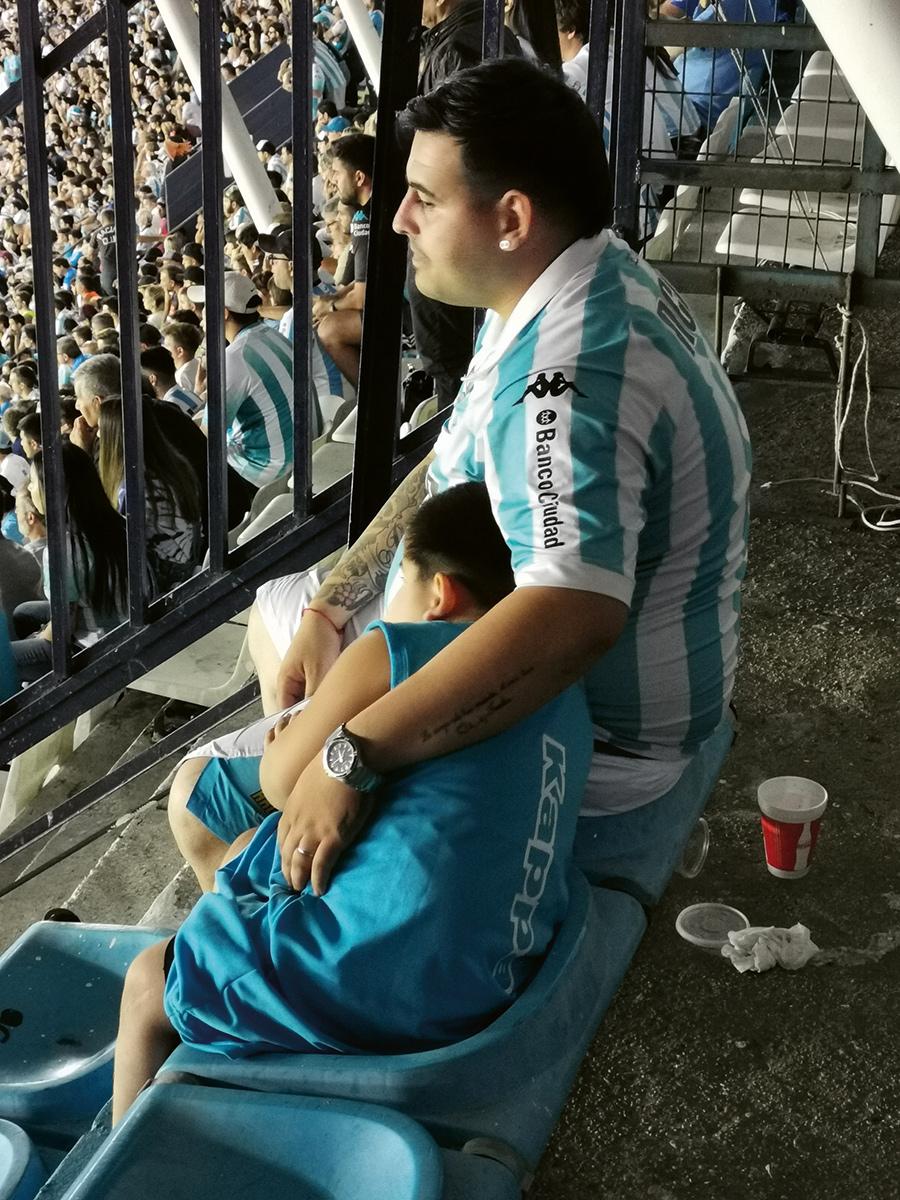 Racing Club - Independiente