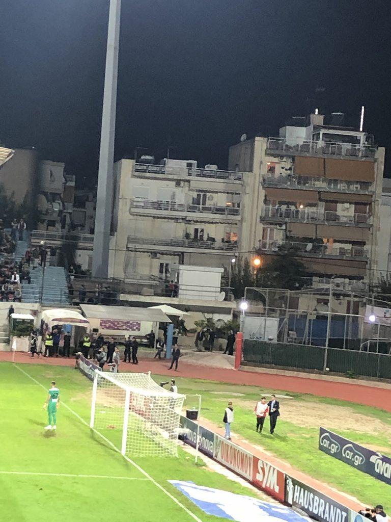 Groundhop Athene: Panionios
