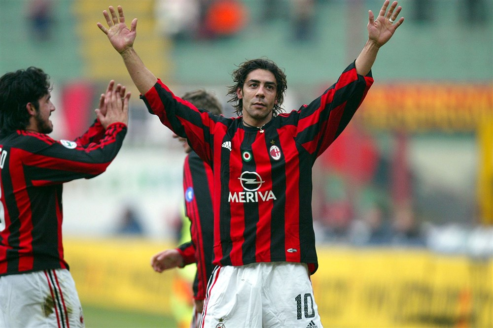 Rui Costa bij AC Milan