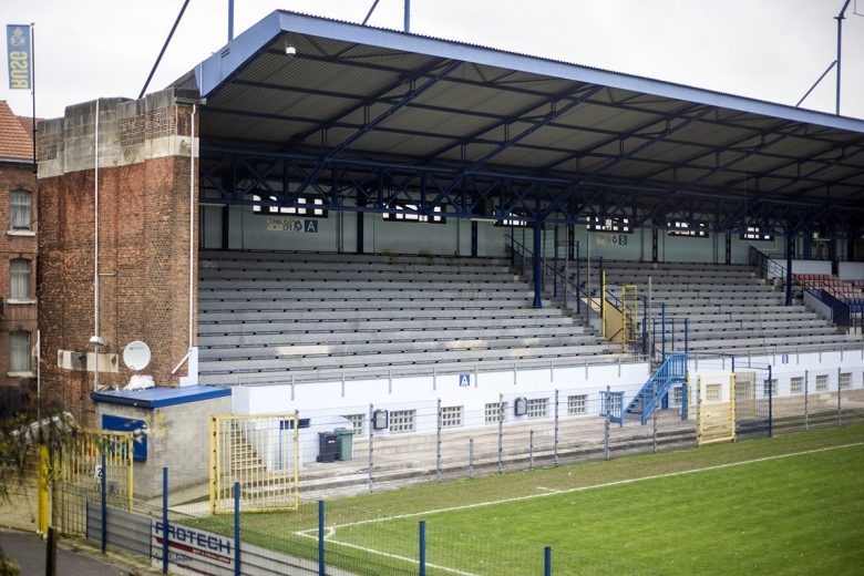 Joseph Marienstadion, Union St Gilloise