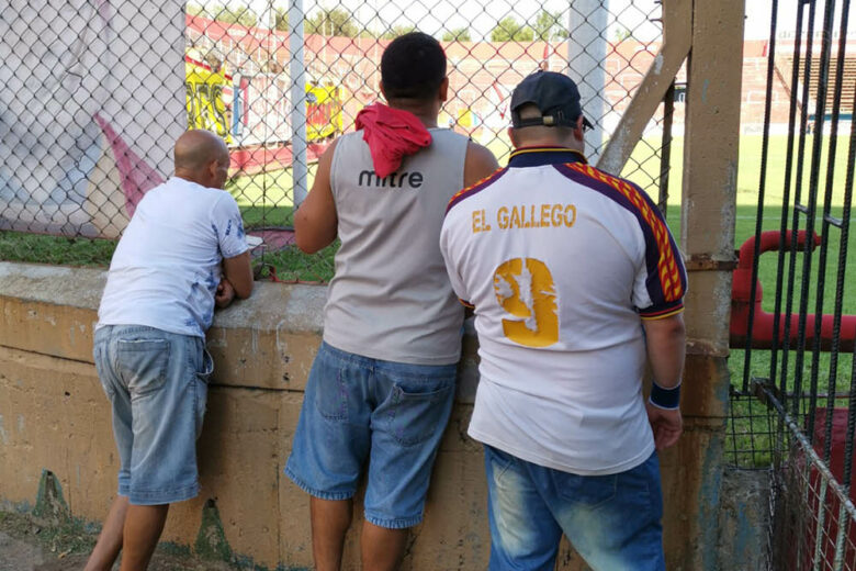 Deportivo Español - Real Pilar