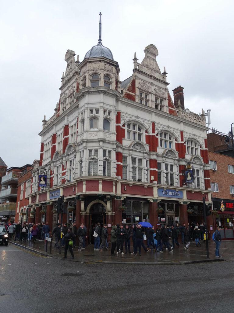 The Boleyn Tavern