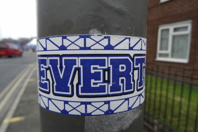 Walton, de wijk van Everton