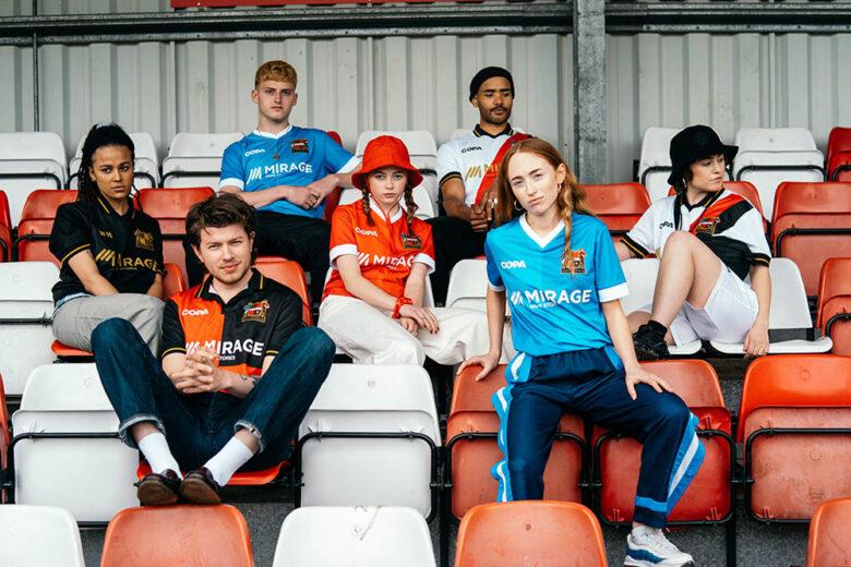 COPA X Sheffield FC