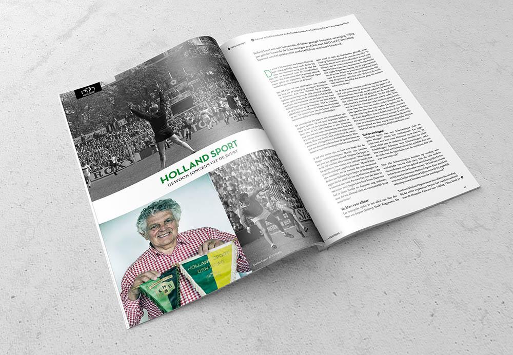 Opkomst en ondergang van Holland Sport