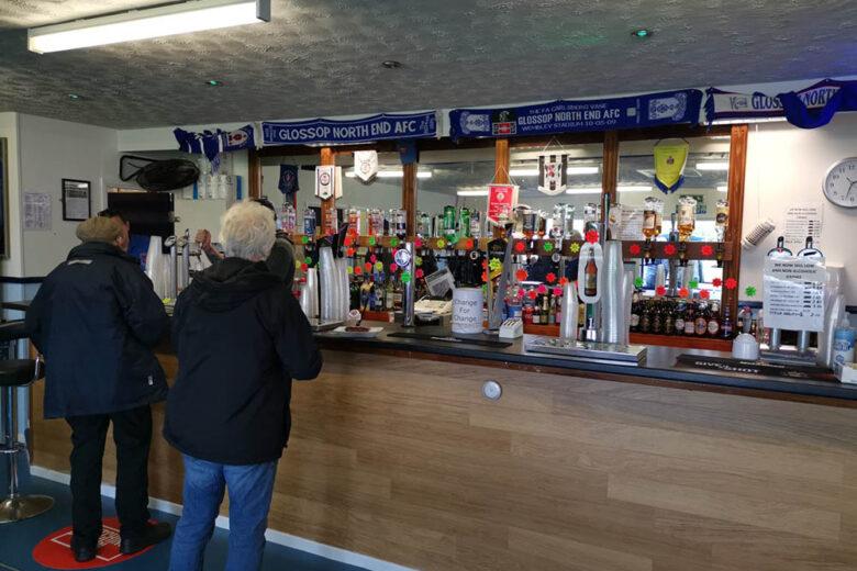Glossop North End – Widnes