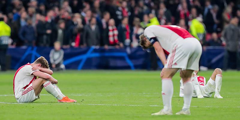 Three Little Birds - Ajax - Tottenham Hotspur