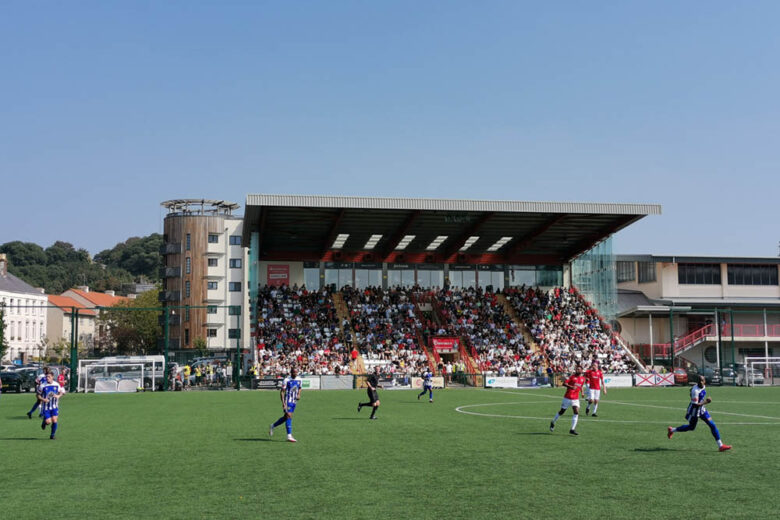 Jersey Bulls - VCD Athletic