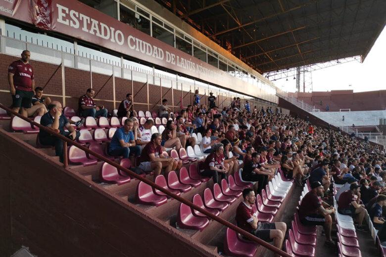 Lanús - Universidad Católica