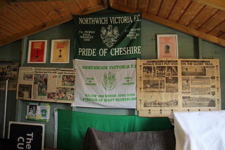 Northwich Victoria - Clitheroe