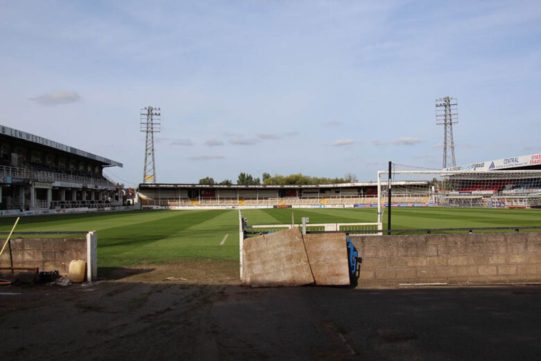 Hereford United - Lymington Town
